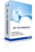 Fax Broadcast, Fax software